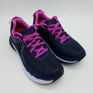 Hoka One One Gaviota Running Shoes Sz 8.5 Wide